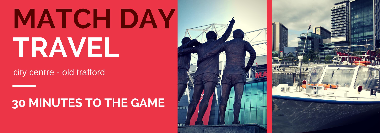 Match day travel Old Trafford