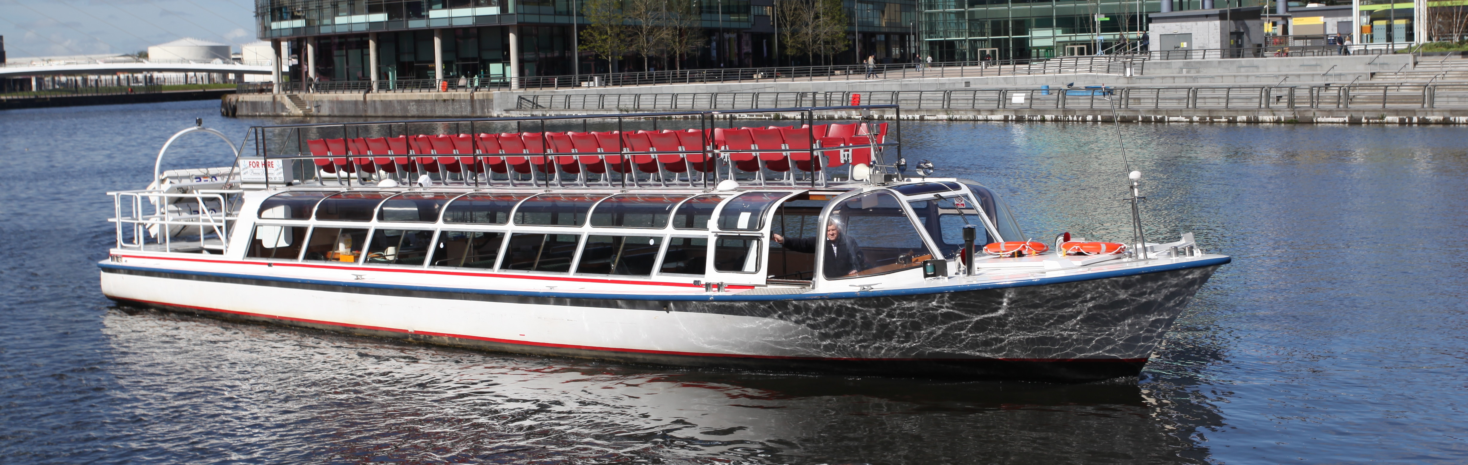 Party Boat Manchester