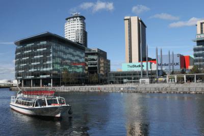 Media City Boat trips