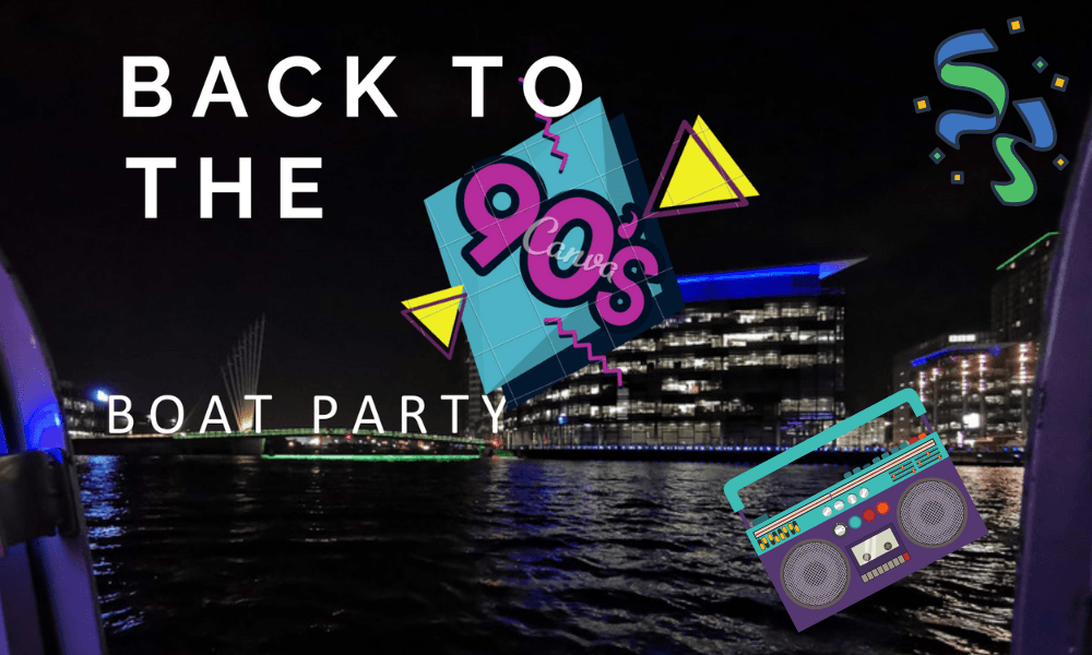 90s boat party