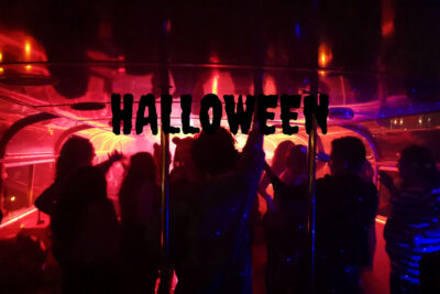 Manchester Halloween Boat Party
